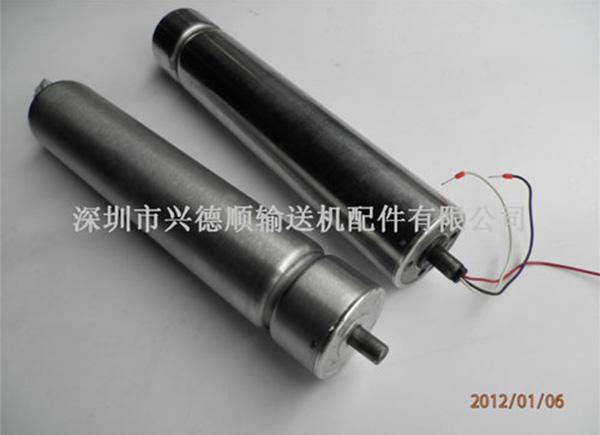 压单槽电动滚筒